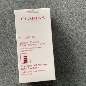 Clarins complete self massage body appliance
